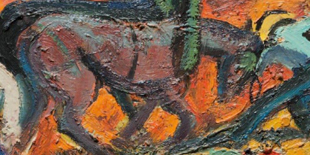 Pierre Ambrogiani : artiste expressionniste et coloriste