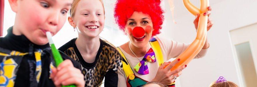 Un clown pour chaque occasion festive